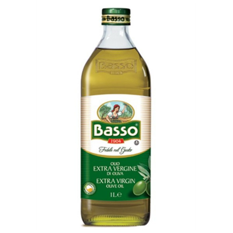Оливковое масло бассо